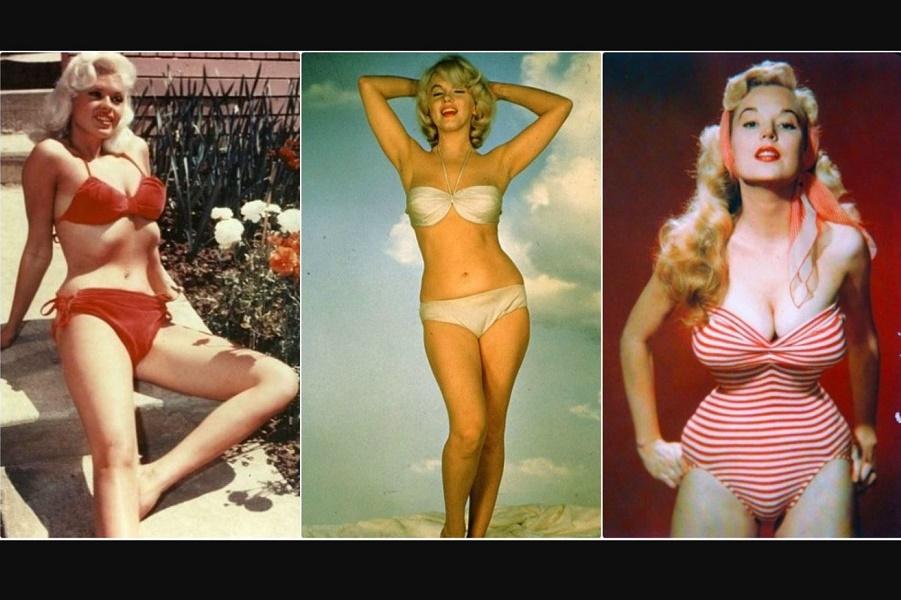 Топ самых классных красоток в бикини 1950-х годов