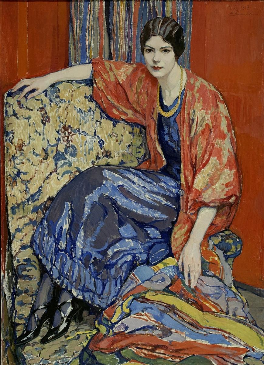 Елена Андреевна Киселева (1878-1974)  (1).jpg