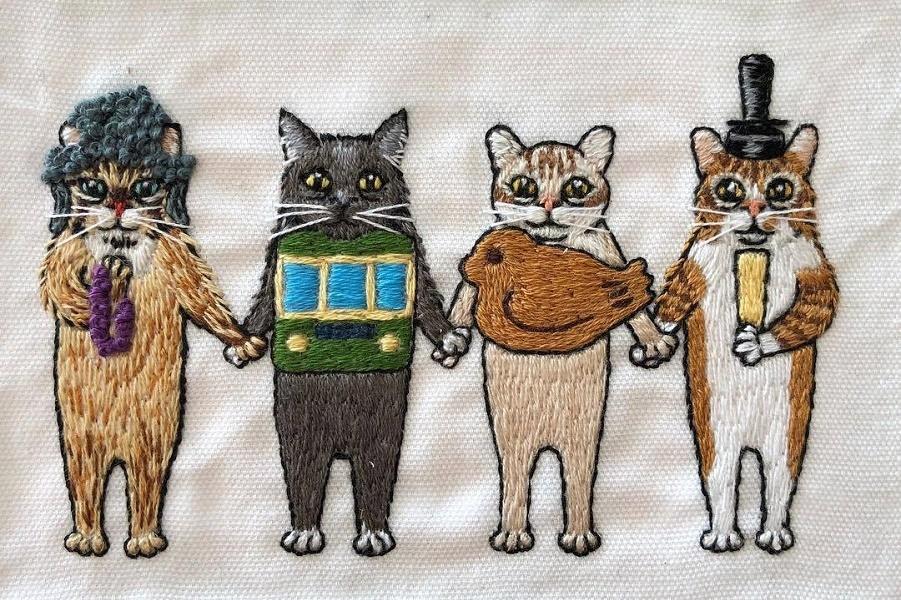 Если мы были кошками