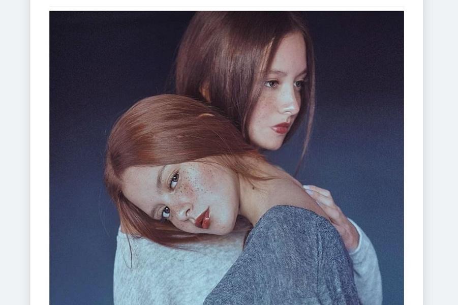 Сладкие женские портреты Ксении Лау