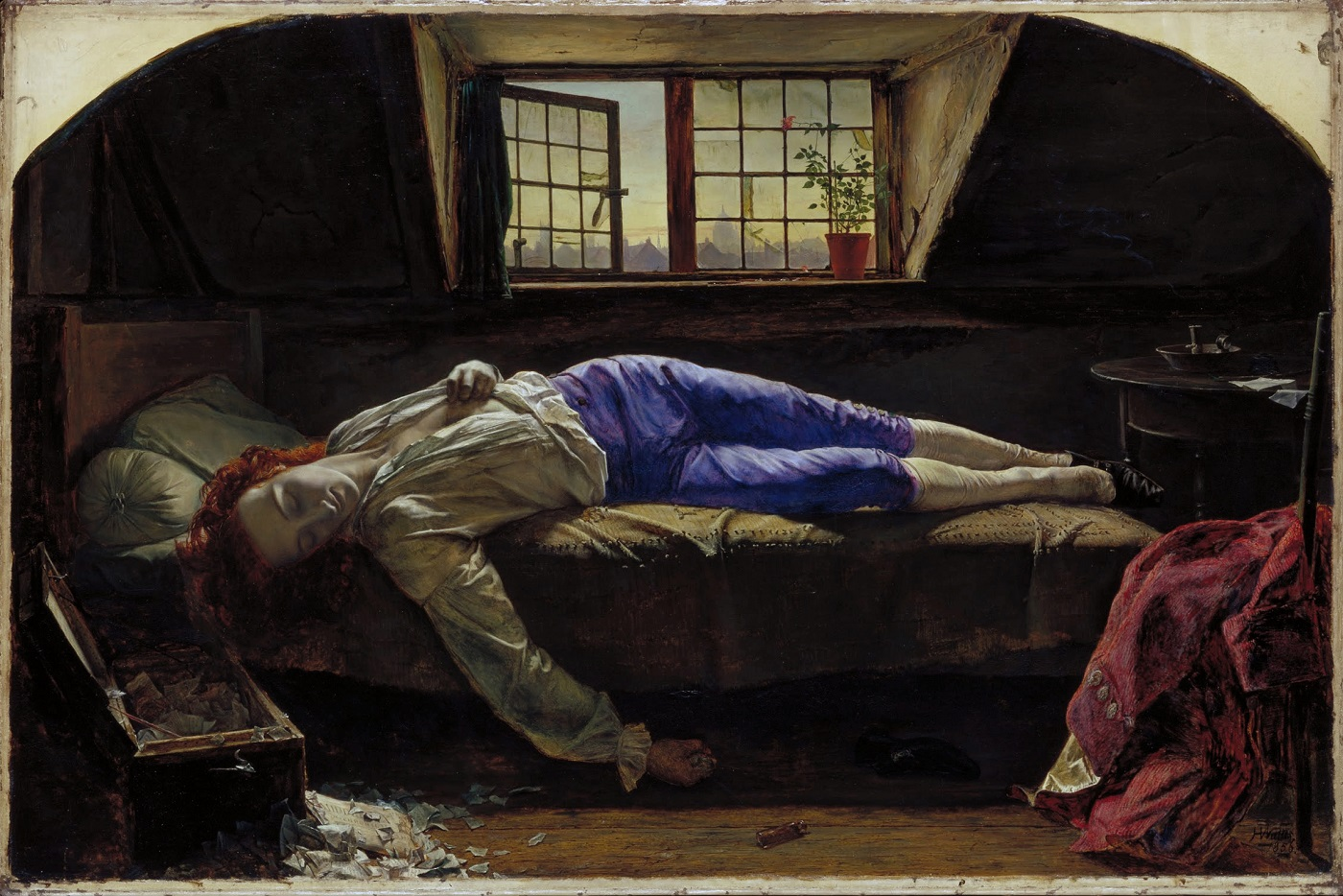 История Чаттертона, короля самоубийц Henry_Wallis_-_Chatterton_-_Google_Art_Project.jpg