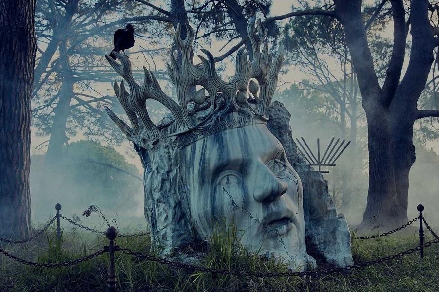 Эпическое кладбище для оплакивания смерти «Игры престолов» в последнем сезоне