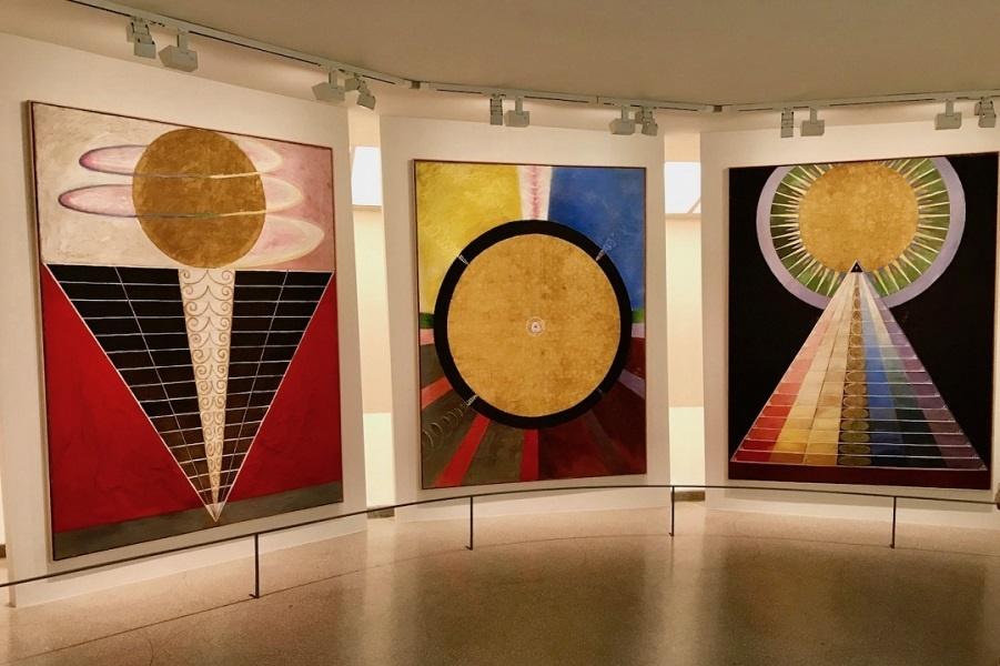 Выставка Хильмы аф Клинт бьет рекорды в музее Гуггенхайма: 600 000 посетителей