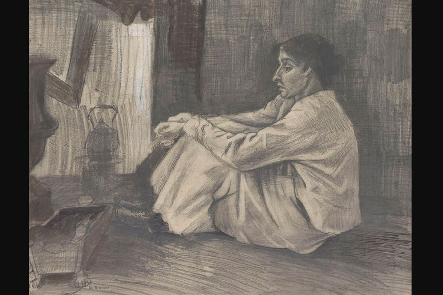 Трагическая судьба модели и музы Ван Гога