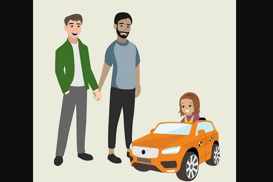 Однополые родители и удачная реклама. Она действительно удачная?