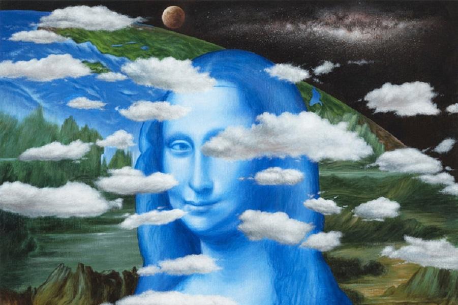 Мона Лиза, возвращение: символ и муза
