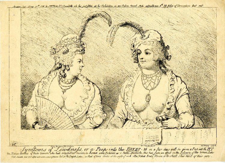 Почему на портретах молодых дам писали голую грудь, или открой соски груди, грудь, низким, около, графиня, времени, удерживало, Уильям, стало, вырезом, Карла, любовницей, просто, чтобы, можно, эпохи, Ларкин, портретов, искусства, проблемой