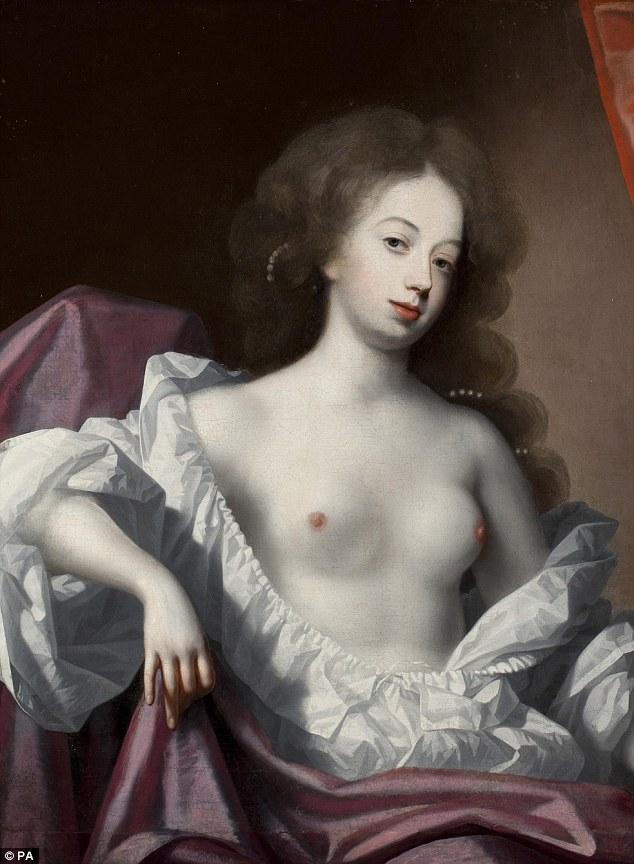 Почему на портретах молодых дам писали голую грудь, или открой соски article-2050520-0E6D16CB00000578-335_634x864.jpg