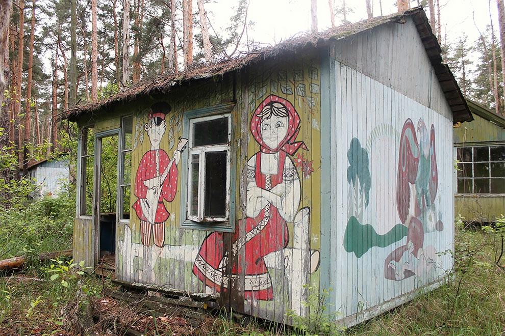 Когда уходят люди: заброшенный советский детский лагерь в Чернобыле 5-15.jpg