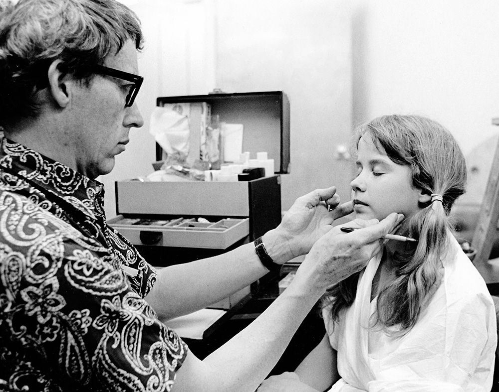 За кадрами Экзорциста (1973) the-exorcist-behind-the-scenes-5.jpg