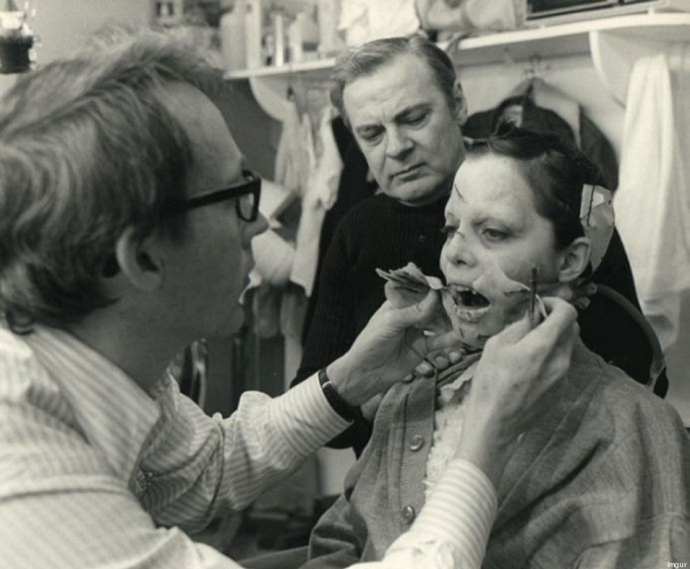 За кадрами Экзорциста (1973) the-exorcist-behind-the-scenes-6.jpg