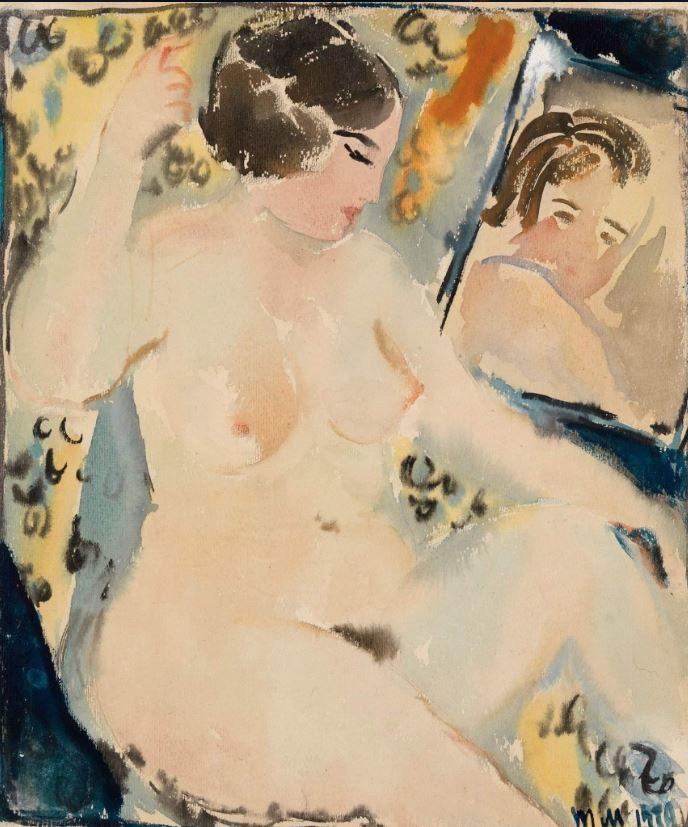 ТАТЬЯНА АЛЕКСЕЕВНА МАВРИНА (1902-1996 ГГ (1).JPG