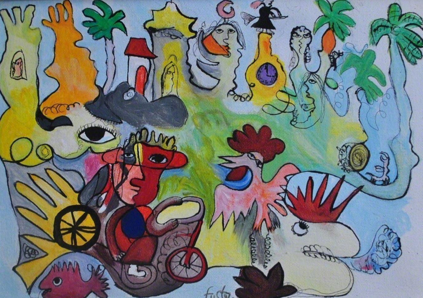 творение художника Хосе Фустер (8).JPG