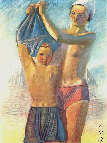 Сестры 1934.