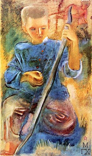 Стрелки из лука 1930.