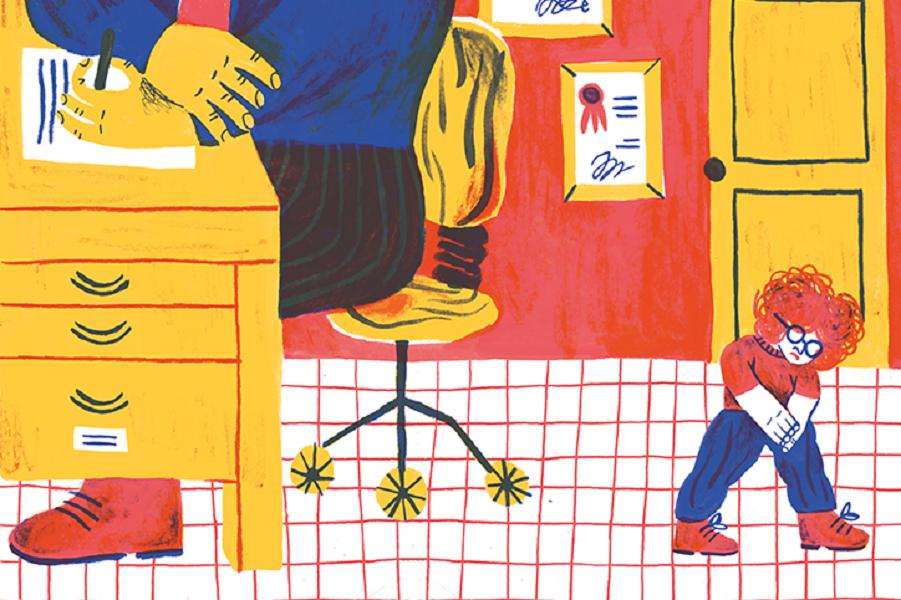 Иллюстрации Алисы Пьяджо