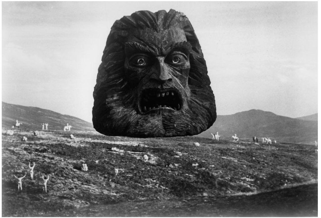 Шон Коннери в Зардосе (1974).JPG