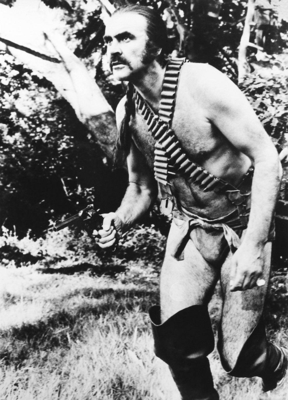 Шон Коннери в Зардосе (1979).jpg