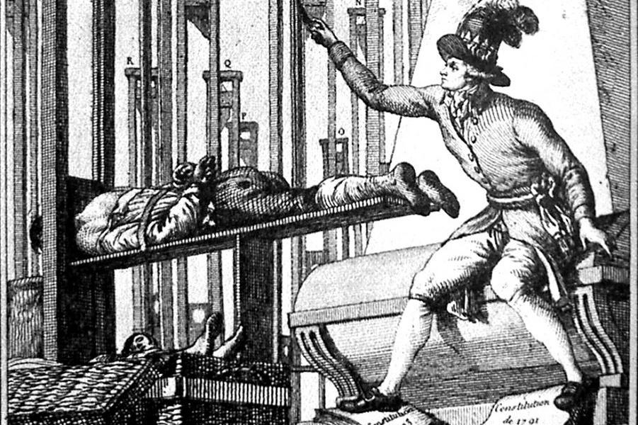 Как гильотинные стрижки стали символом ярости во Франции