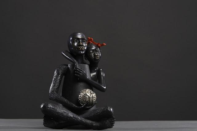 Jasmine Thomas-Girvan _ sculptures_ Jamaica _ artodyssey