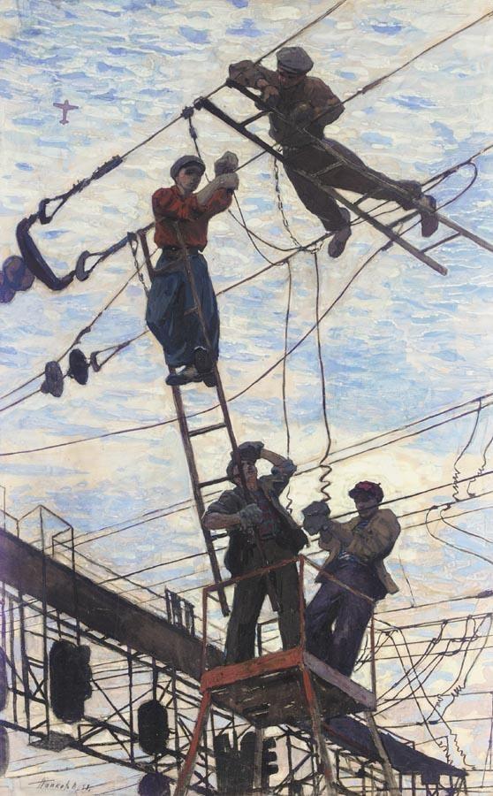 viktor-efimovich-popkov-electricians-1956.jpg