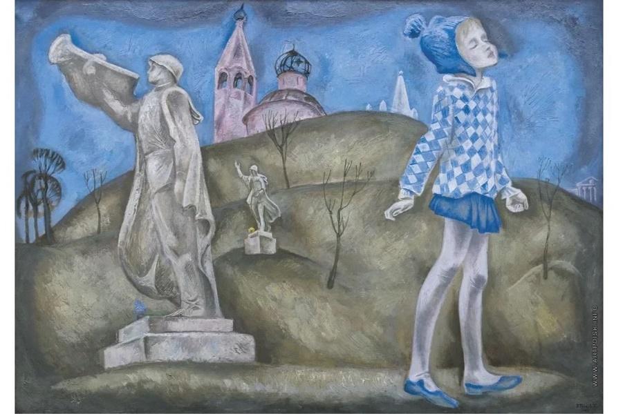 Виктор Попков: суровый стиль, суровая смерть