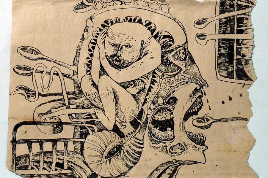 Художник из советской психушки –фейк для западных дилеров