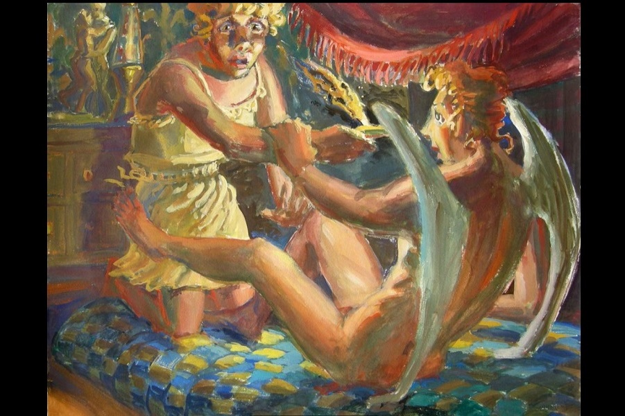 Античные боги Луизы Стэнли