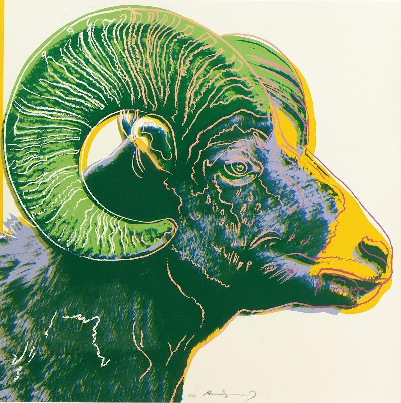 Andy Warhol bighorn ram.jpg