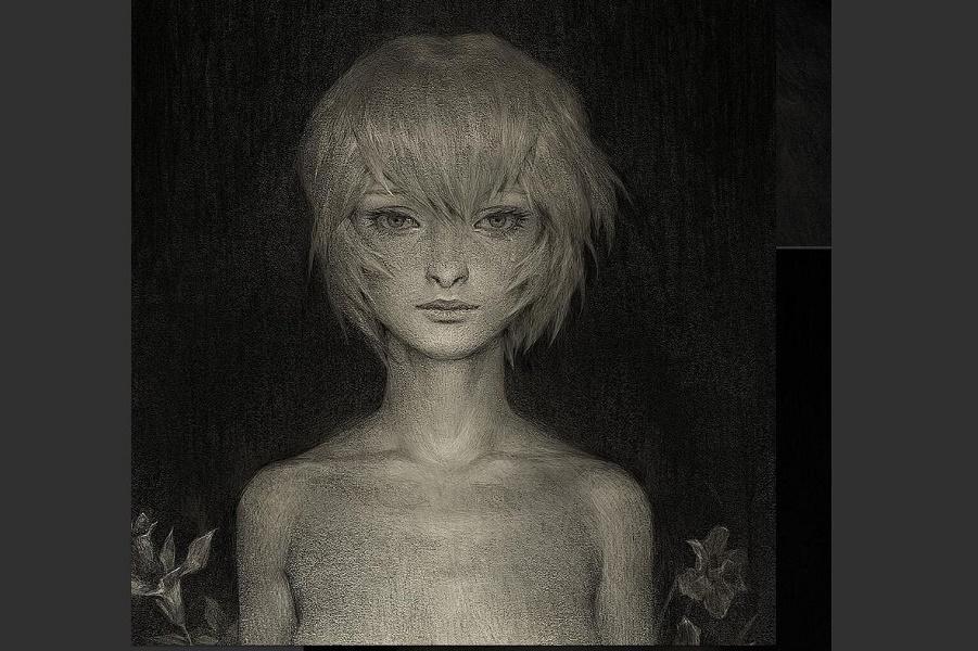 Рисунки Бетти Цзян