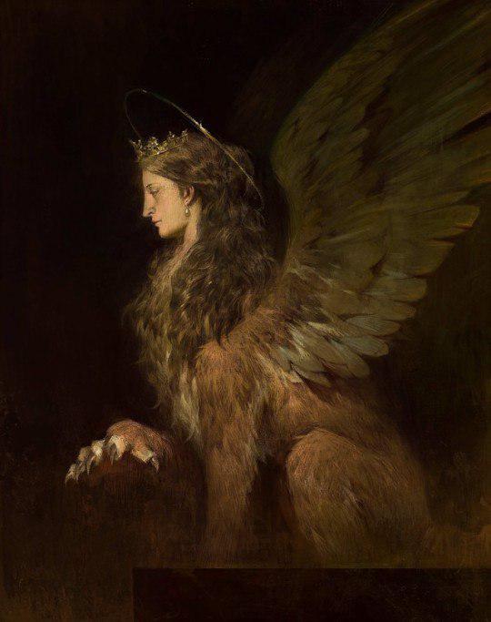 Рисунки Бетти Цзян Бетти, магический, определенным, обладают, существа, мифические, прочие, сирены, бесконечный, канадская, стиле, викторианском, портреты, Дракулу, Рисует, художница, очарованием