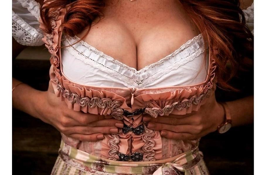 Красавицы Октоберфеста, самого знакового в мире фестиваля Пива 2019