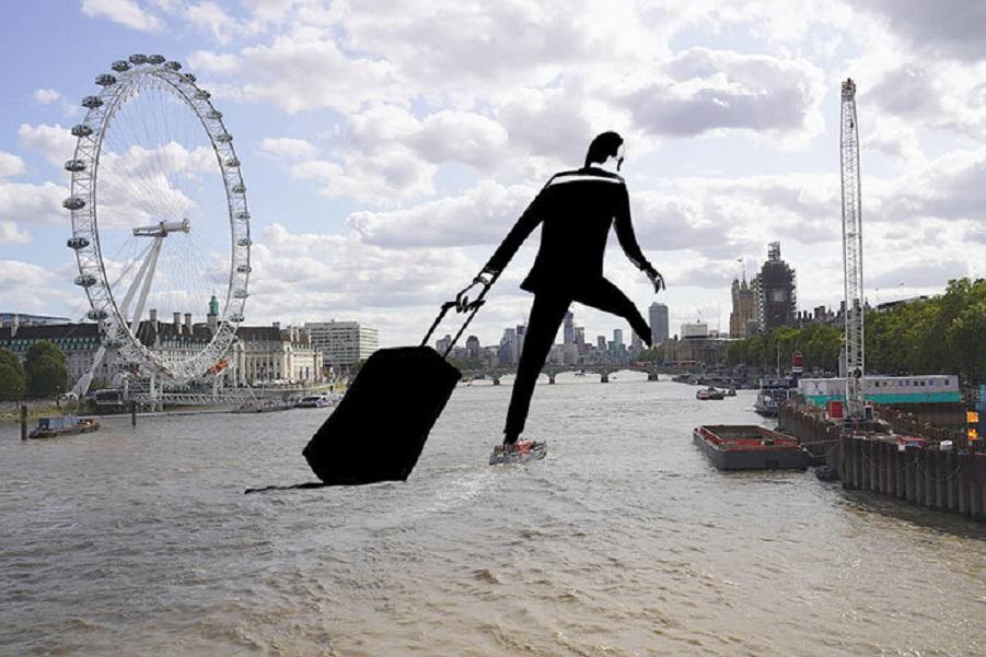 «Иллюстрированный путеводитель по Брекситу» Кристофа Ниманна