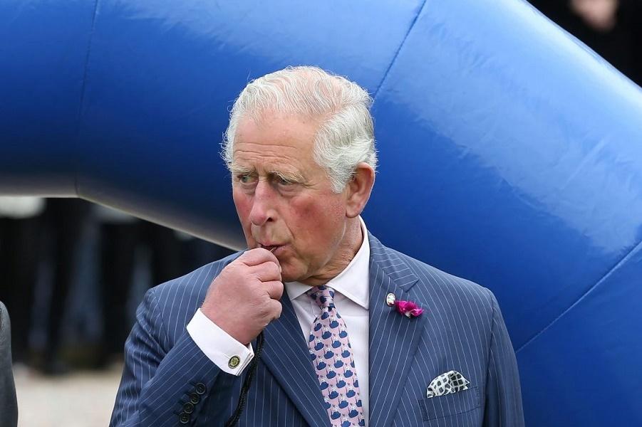 На принца Чарльза обрушился крупный контрафактный арт-скандал