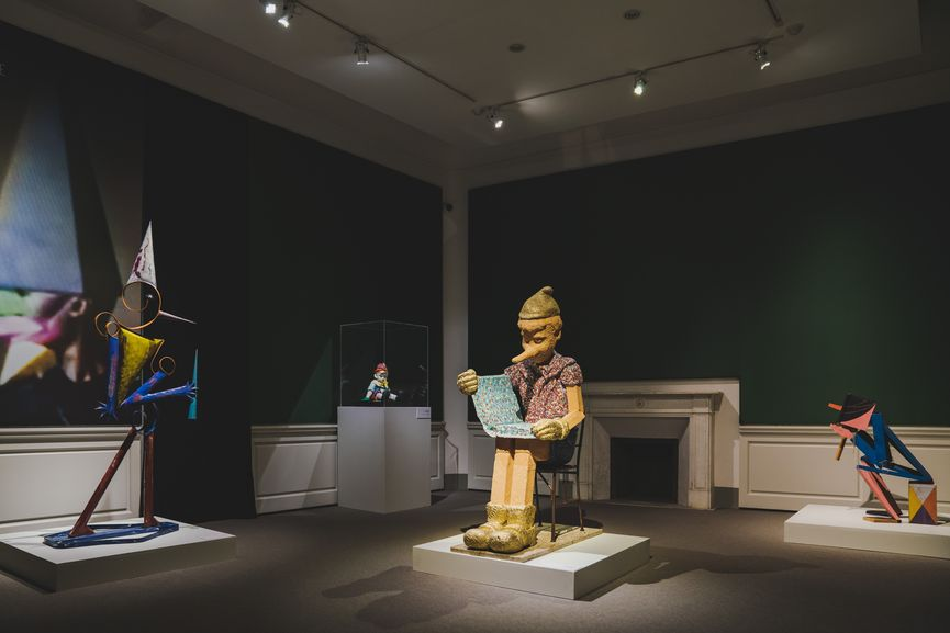 Enigma-Pinocchio.-From-Giacometti-to-LaChapelle-–-A-Great-Italian-Story-at-Villa-Bardini-Installation-View-11.jpg