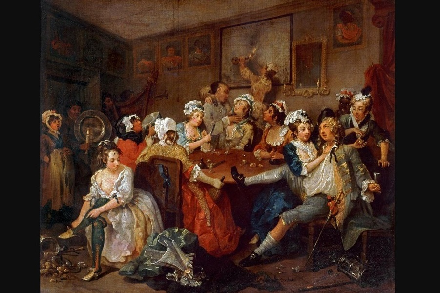 Любовь заразительна: как сексуальные заболевания отразились на истории искусства