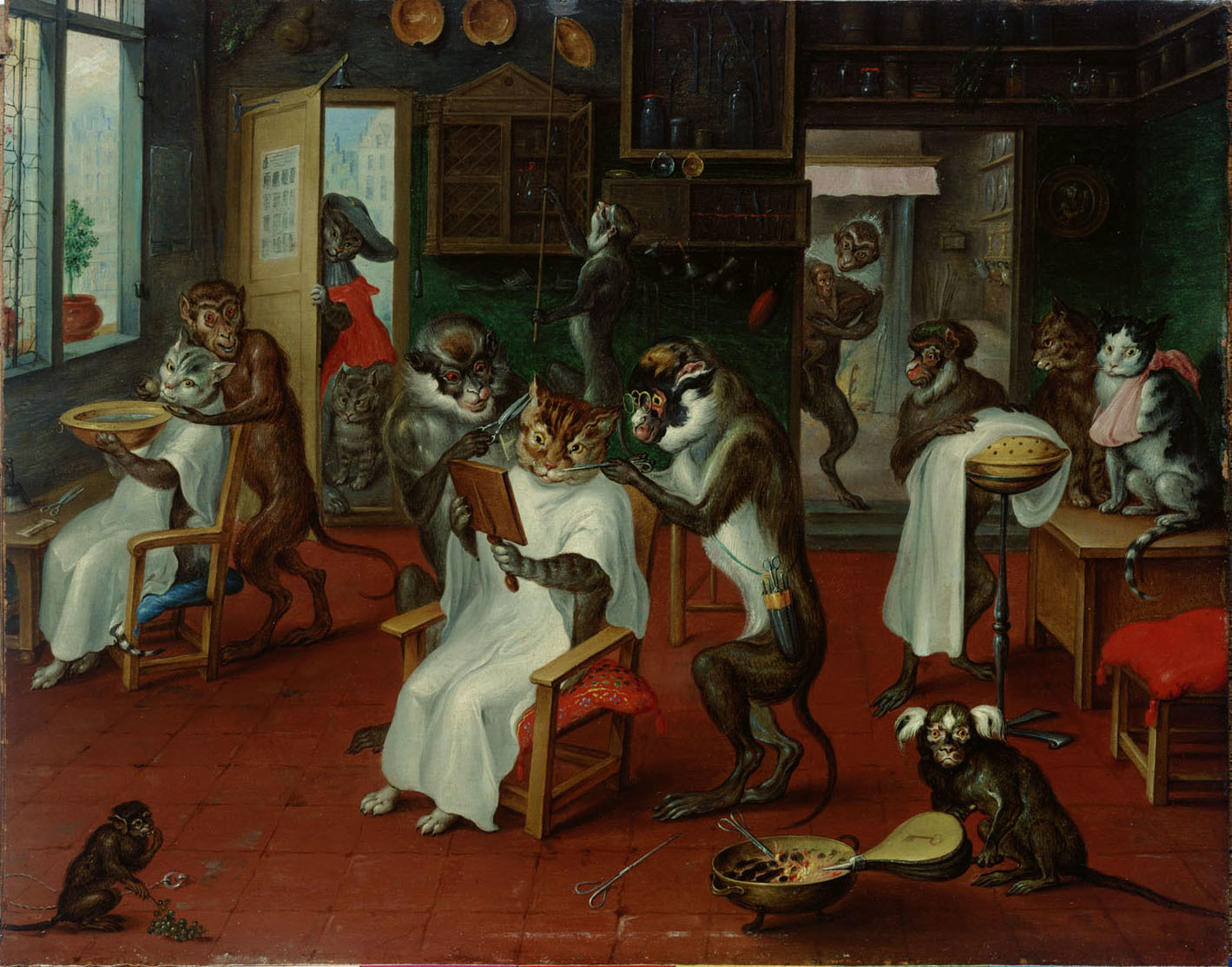 Abraham_Teniers_-_Barbershop_with_monkeys_and_cats.jpg