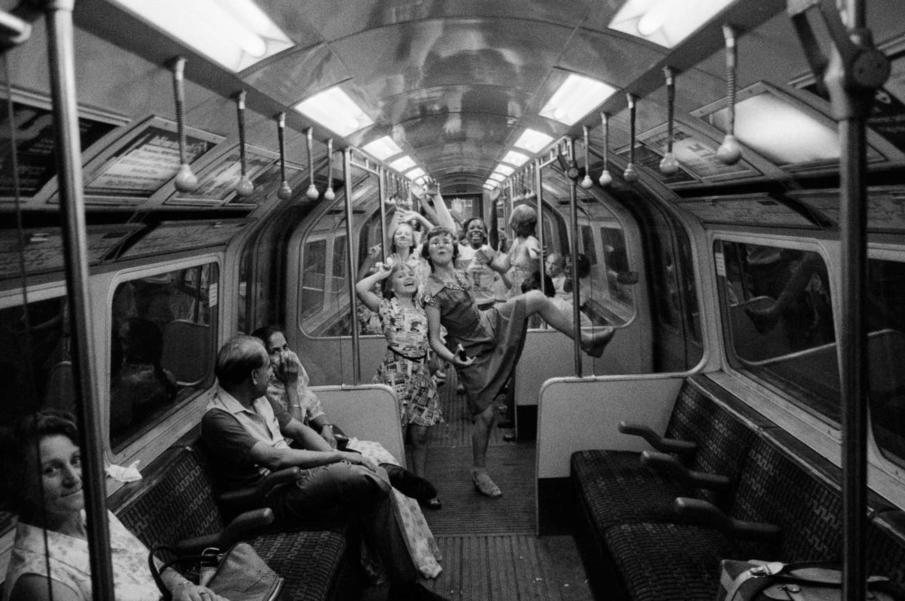 Лондонское метро 70-х