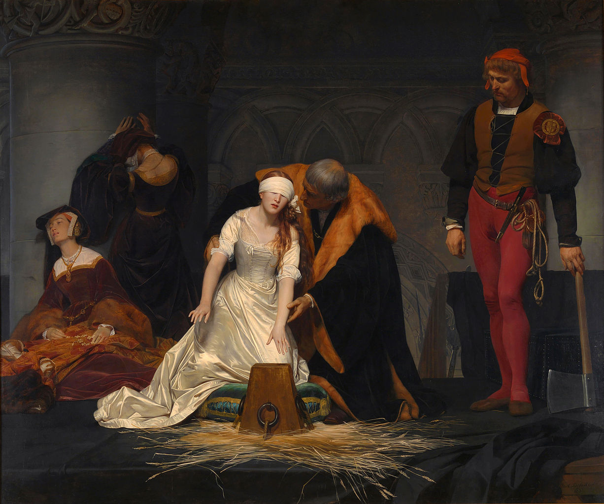 The Execution of Lady Jane Grey (A Execução de Lady Jane Grey).jpg