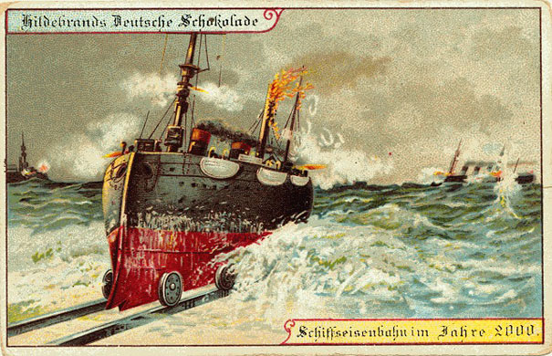 1900-postcards-combined-ship-and-railway-locomotive