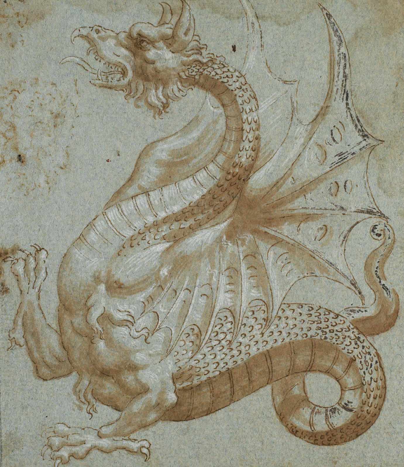 Albrecht-Dürer-The-Beast-with-Lamb's-Horns-c.-1496–97.-Circle-of-Guilio-Romano-Study-of-a-Dragon-after-1530 (1).jpg