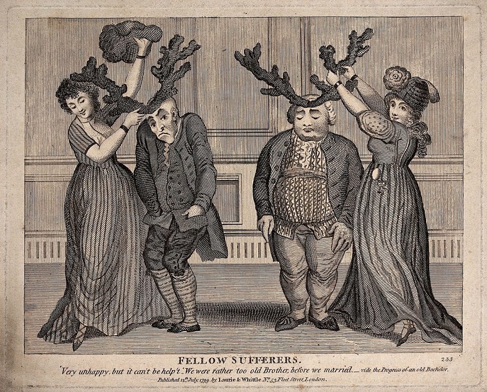 Two_couples;_the_young_women_putting_antlers_on_to_the_heads_Wellcome_V0039135 (1).jpg