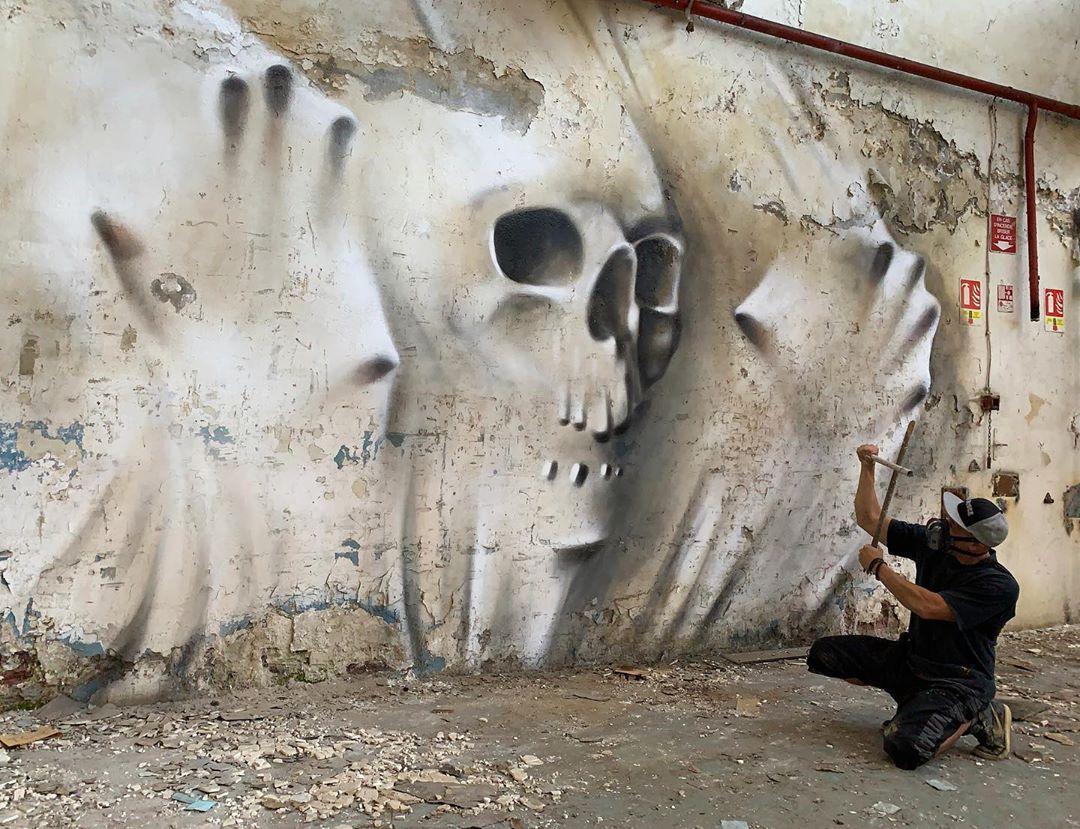 французский уличный художник Скаф  (3).jpg