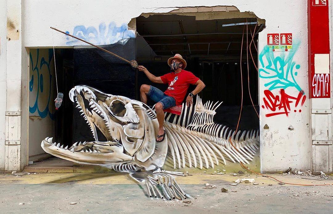 французский уличный художник Скаф  (4).jpg
