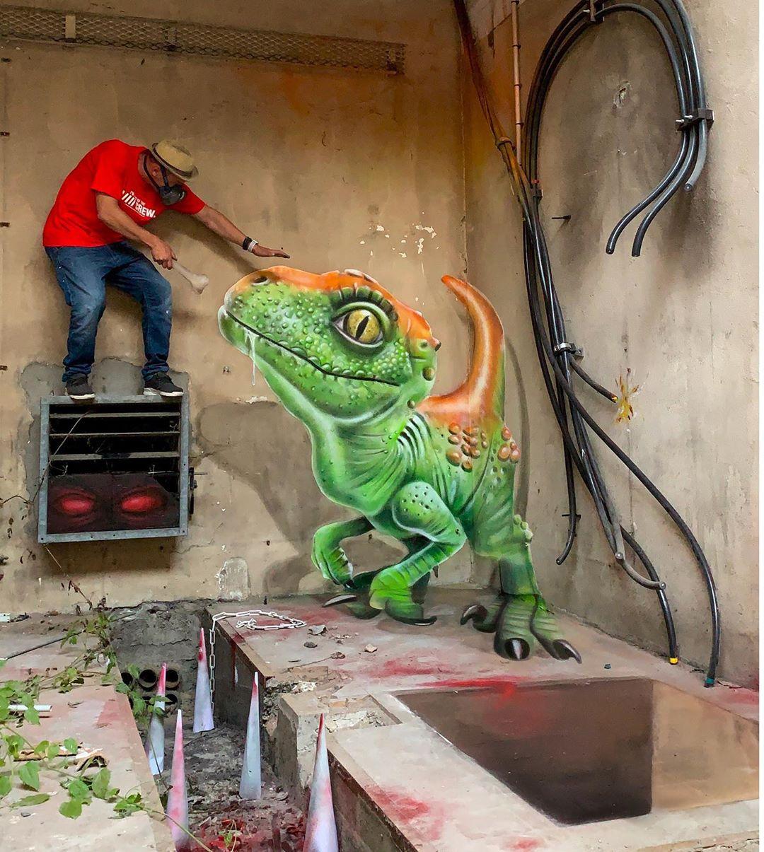французский уличный художник Скаф  (5).jpg