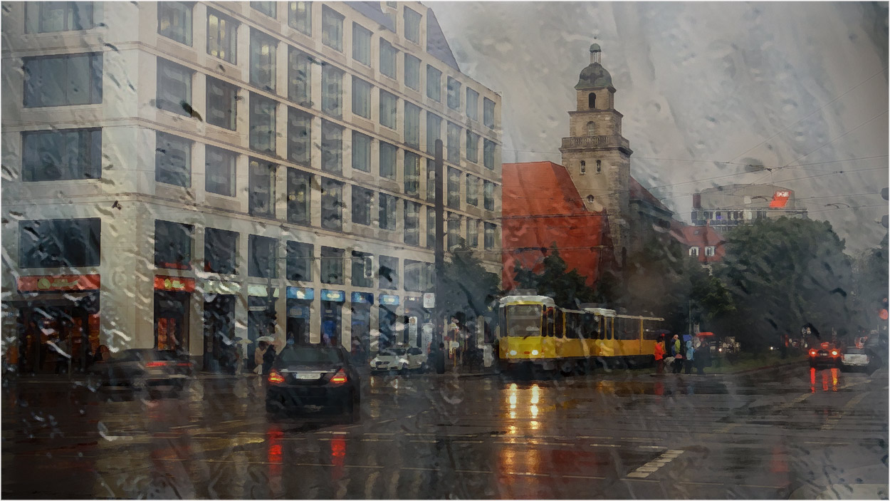Берлинский дождь