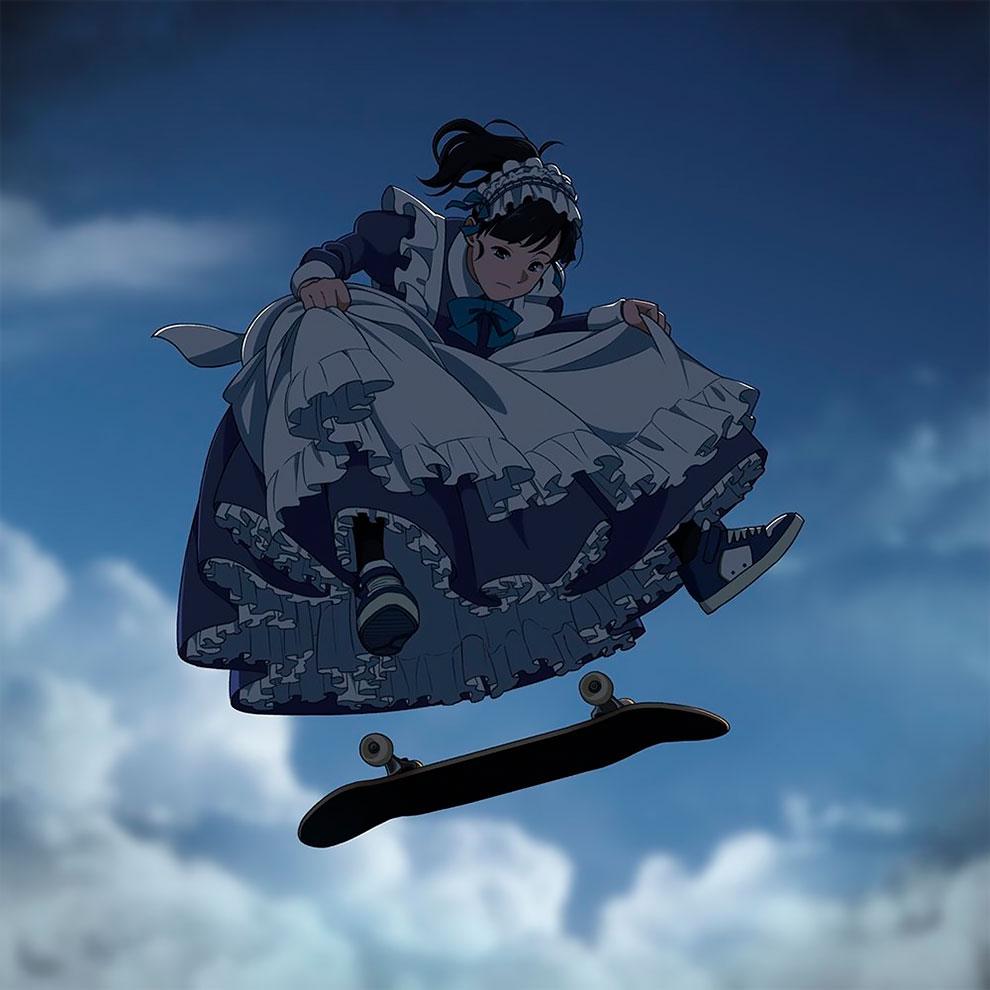 работы японского иллюстратора Сузусиро (3).jpg