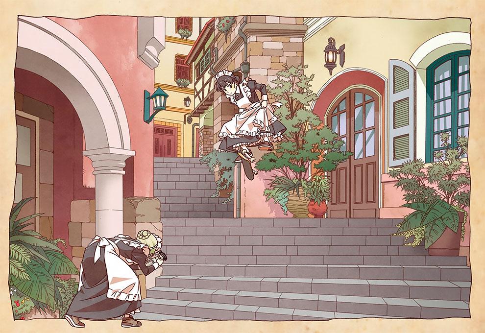 работы японского иллюстратора Сузусиро (9).jpg