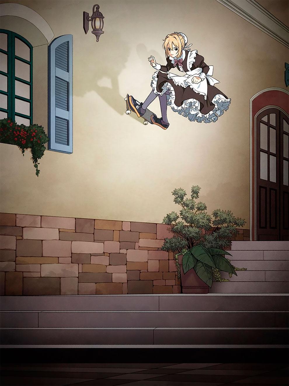 работы японского иллюстратора Сузусиро (14).jpg