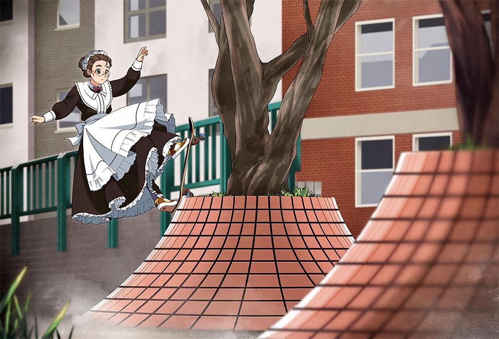 работы японского иллюстратора Сузусиро (15).jpg